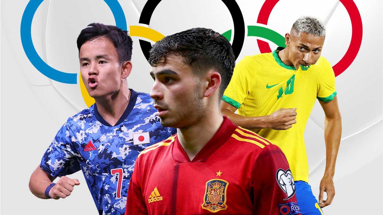 Кто поборется за медали? Прогнозы и тренды на четвертьфиналы футбольного турнира на  Олимпиаде