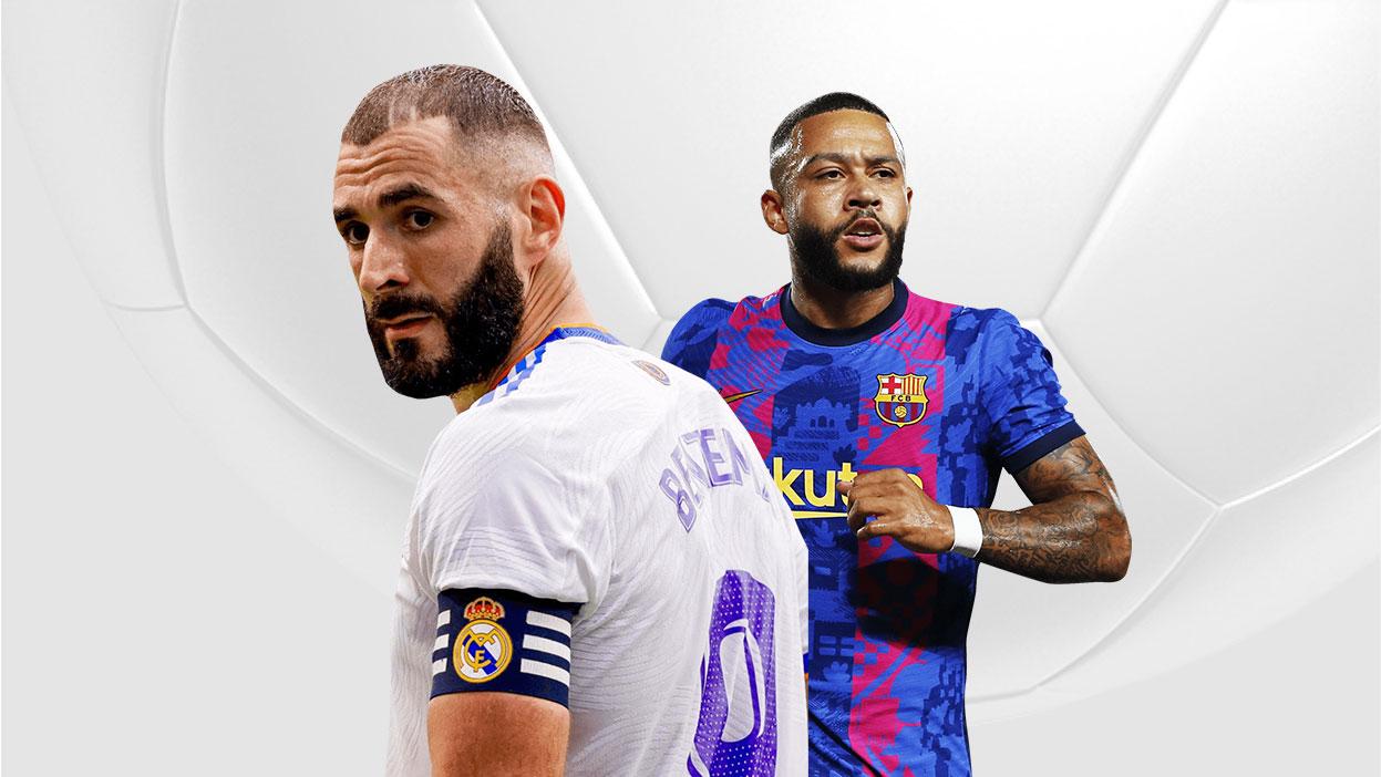 Прогнозы и тренды на Барселона — Реал. Кто победит в Эль Класико?