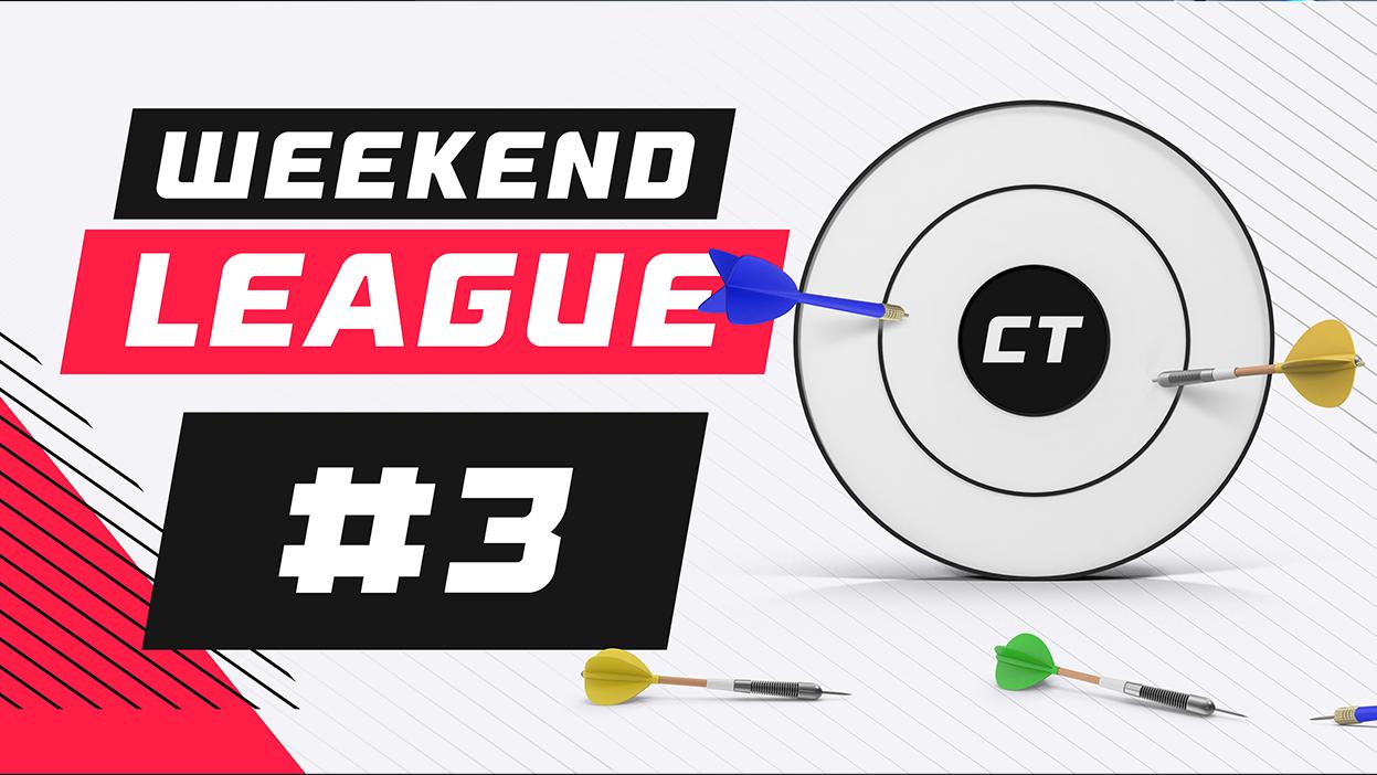 Билли Бонс – новый рекордсмен Weekend League!