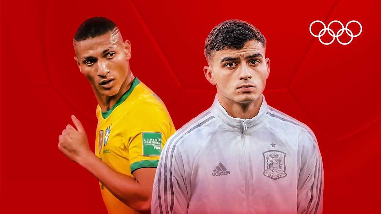 Бразилия — Испания. Прогнозы на финал футбольного турнира Олимпийских игр