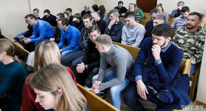 В Беларуси расследуют договорные матчи 1
