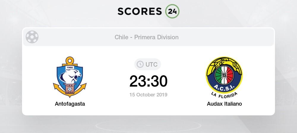 antofagasta audax italiano 15 october 2019 result, events spanish football divisions logos primera division c 15 #3