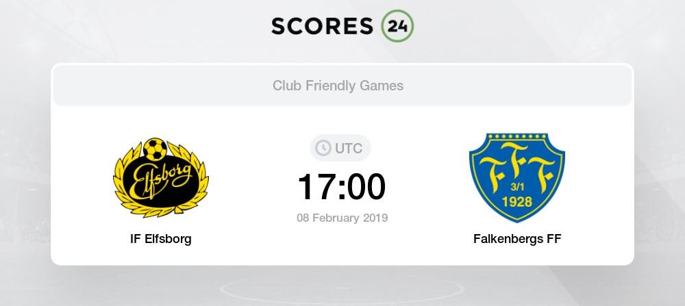 IF Elfsborg - Falkenbergs FF 8 February 2019 1f31c4d4819b4