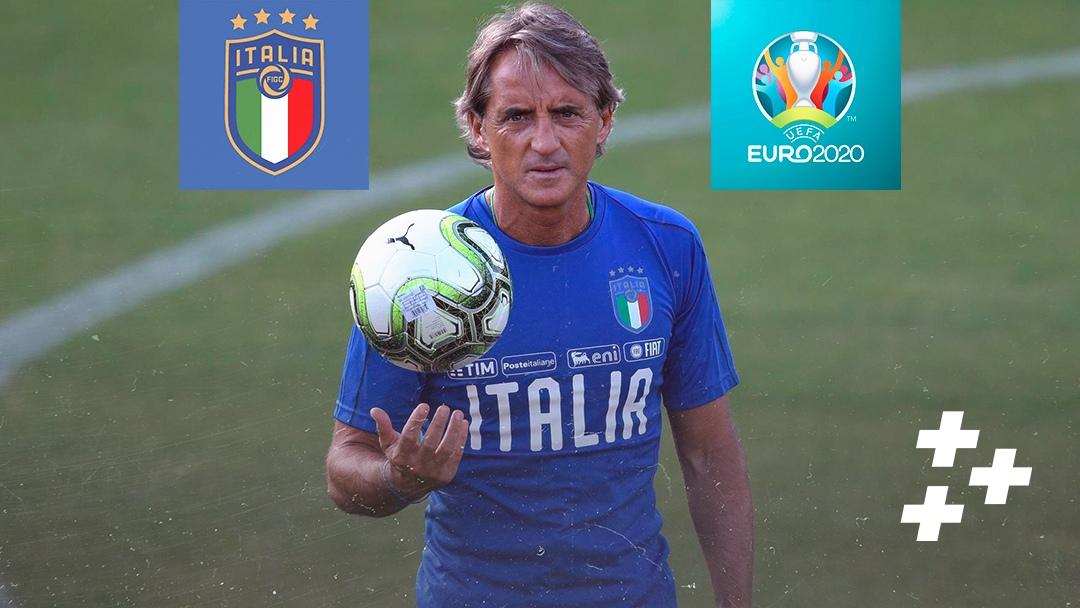 Как Роберто Манчини создал идеальную сборную Италии