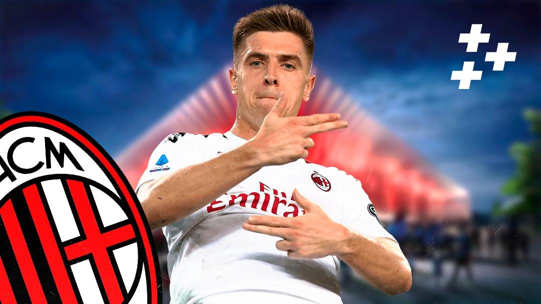 """Пентек забил всего 3 гола за """"Милан"""" в этом сезоне. Что происходит с бомбардиром из Серии А?"""