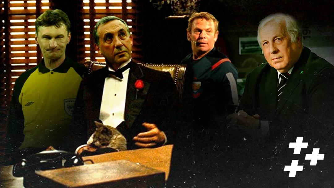 """""""То, что сейчас происходит – настоящий беспредел!"""" Гинер всегда жестко нападал на боссов российских судей"""