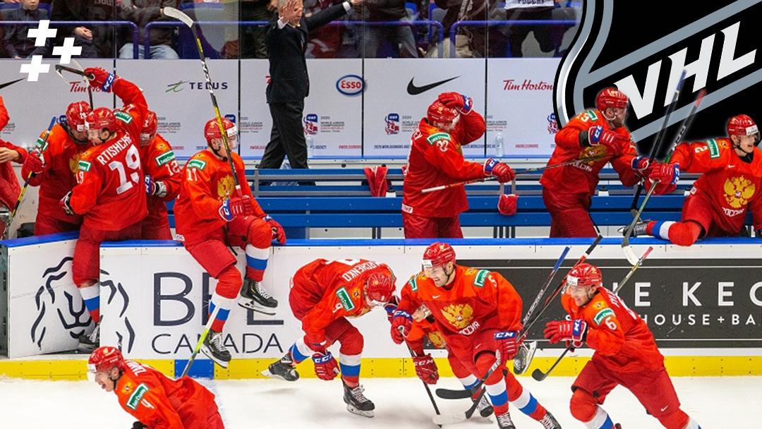 """Топ-вратари, защитник """"Монреаля"""" и звезда НХЛ. Чего ожидать от звезд российской молодежки в будущем"""