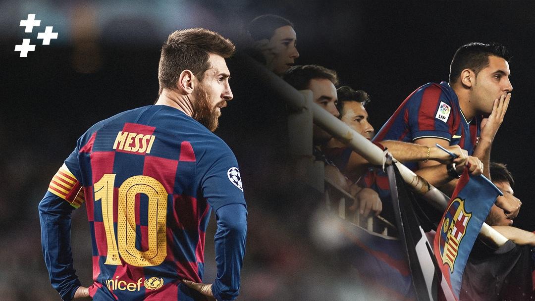 """Месси реально может покинуть """"Барселону"""". Нет, это не шутка"""