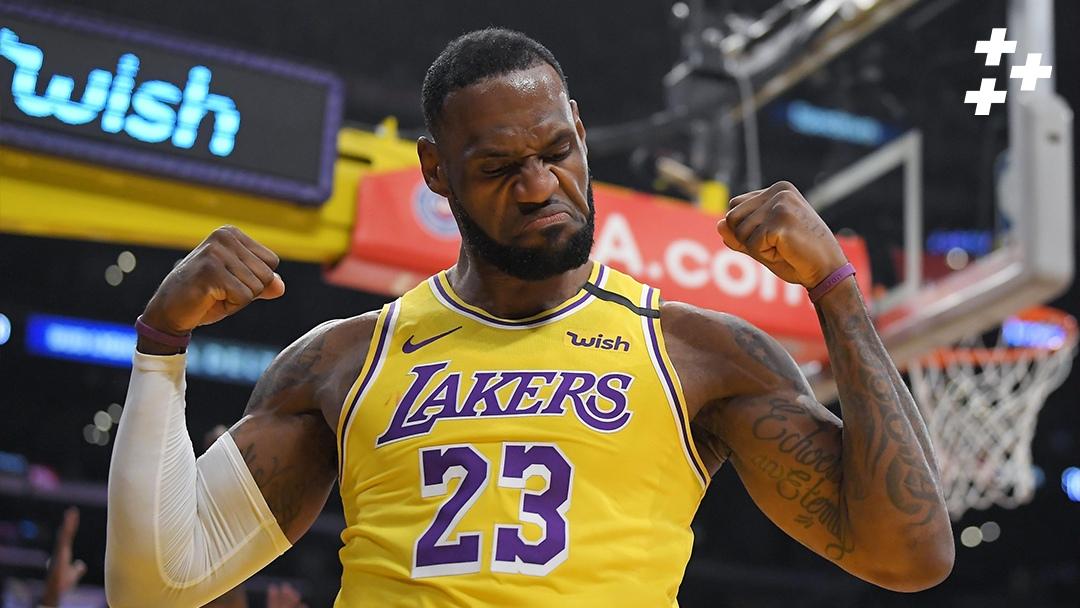 """Леброн опять затащит """"Лейкерс"""", """"Финикс"""" беспомощен против """"Торонто"""". Топовые тренды на матчи НБА"""