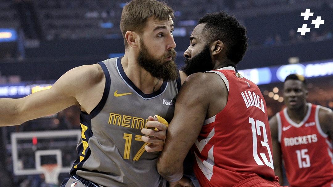 """""""Мемфис"""" задавит """"Хьюстон"""" под щитом, """"Бостон"""" проснется во второй половине. Мощные тренды на матчи НБА"""