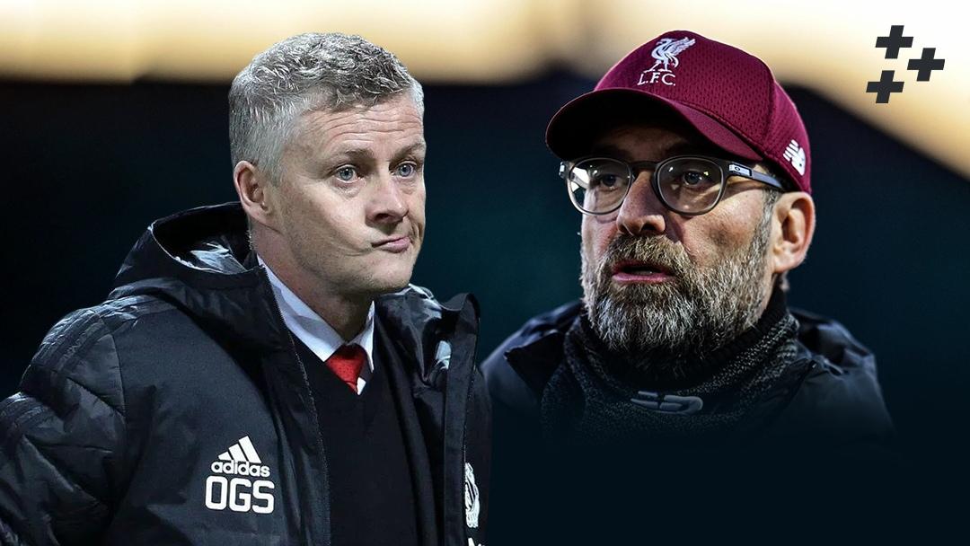 """""""МЮ"""" и """"Ливерпуль"""" скатали договорняк до того, как стали ярыми врагами. Клоппу и Сульшеру такое и не снилось"""