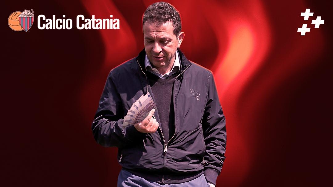"""Владелец """"Катании"""" подкупал соперников и потратил на это полмиллиона евро. Всех жестко наказали"""