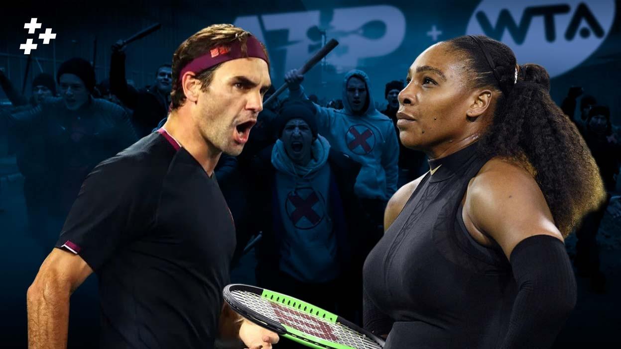 Похоже, в теннисе готовят революцию. Ее инициатором выступил Федерер