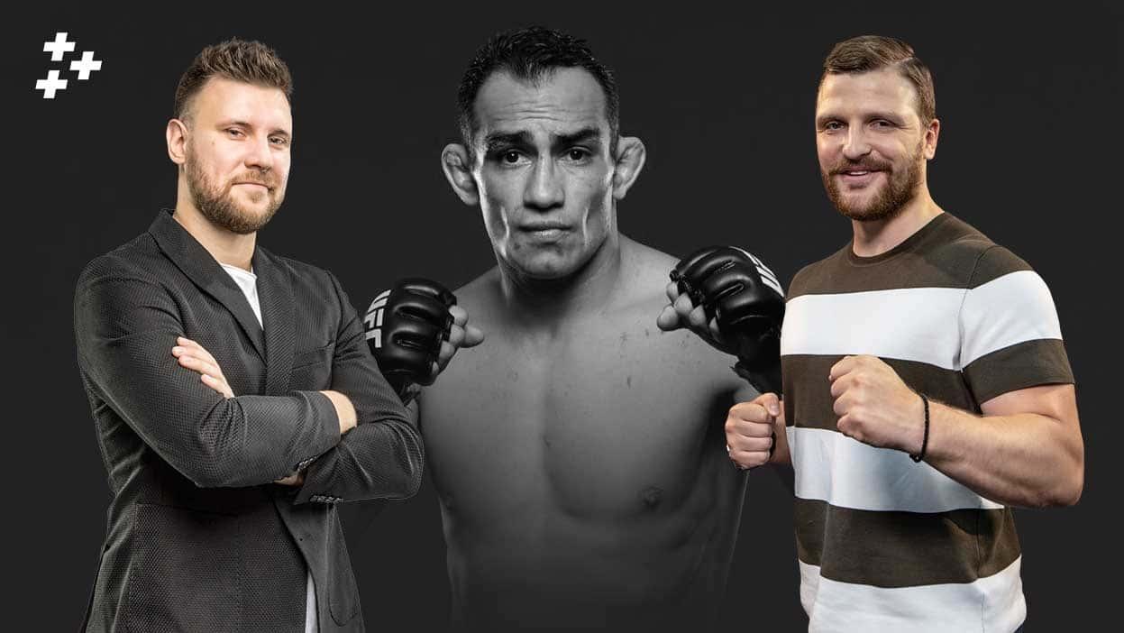 Фергюсон — Гэтжи, Олейник — Вердум. Топовые прогнозы экспертов на UFC 249