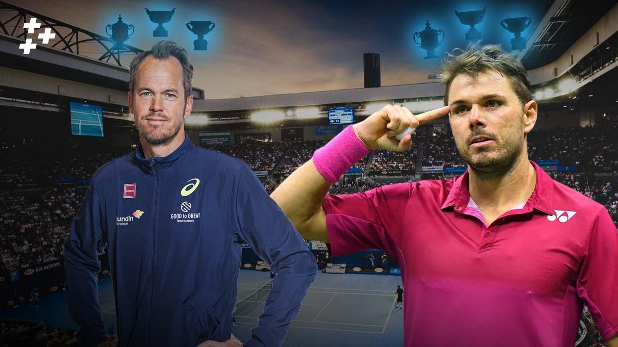 Превратить Федерера в легенду и прокачать Вавринку до топа. Как работают лучшие теннисные тренеры