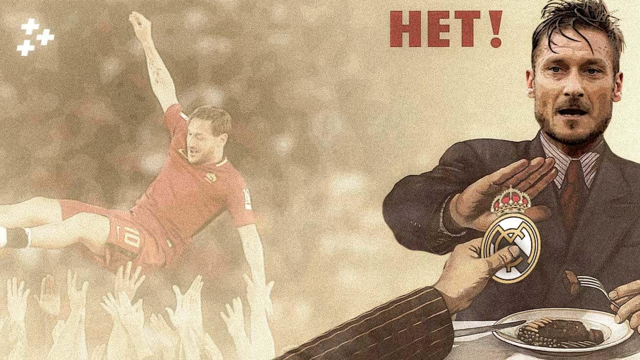 """Джеррард в """"Челси"""", а Тотти – в """"Реале"""". Почему сорвались самые громкие трансферные бомбы?"""