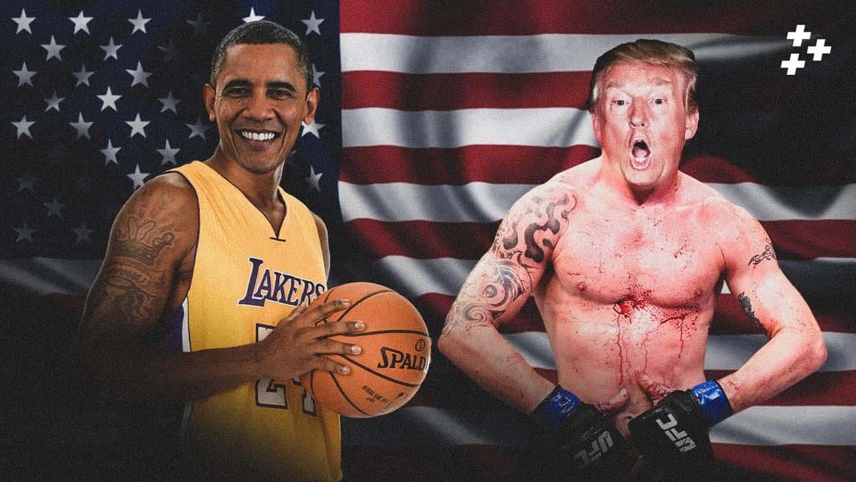 Президенты США обожают спорт. Обама делал ставки даже вопреки законодательству