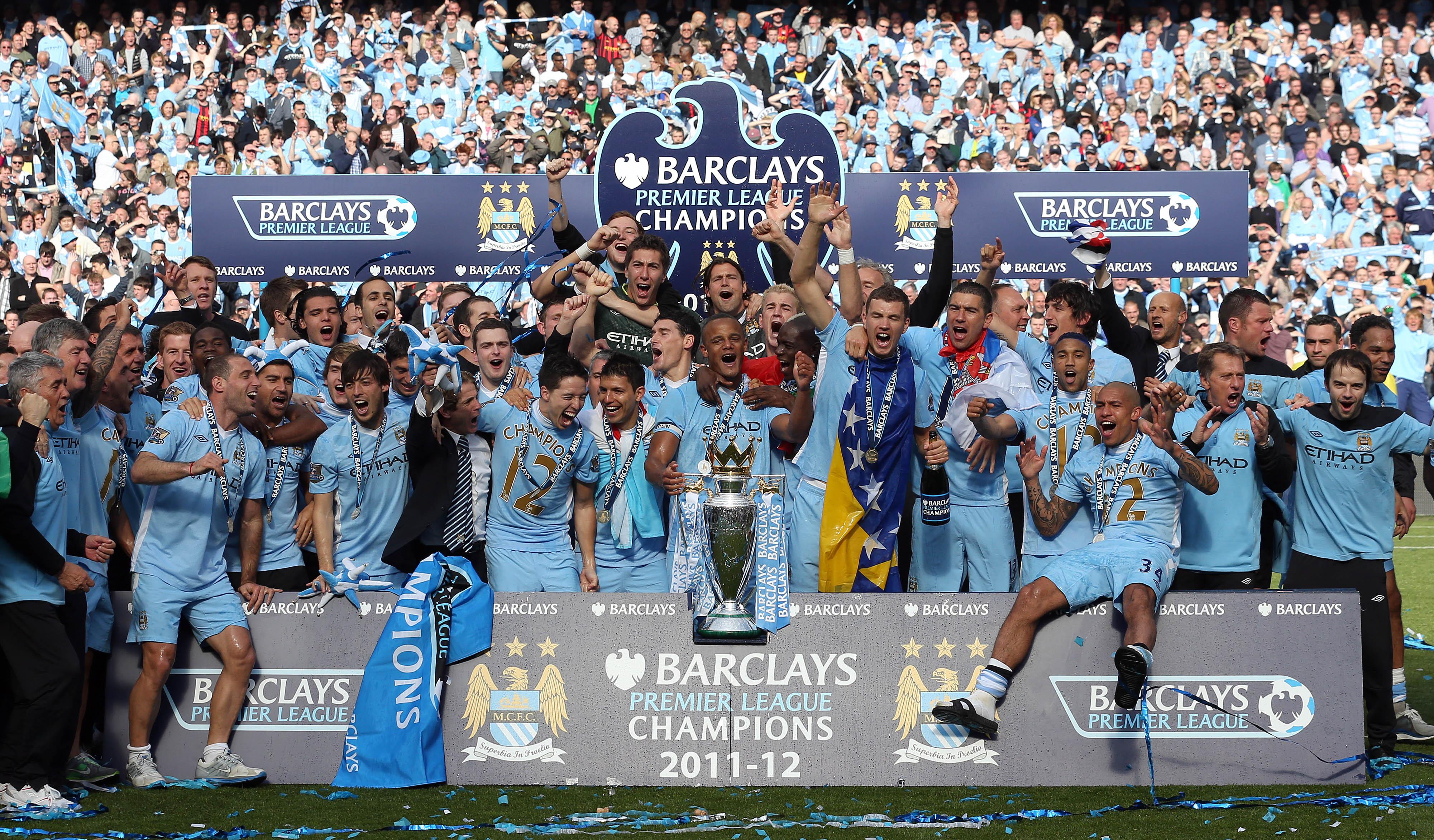 """Как 10 лет назад """"Ман Сити"""" навсегда изменил историю футбола"""