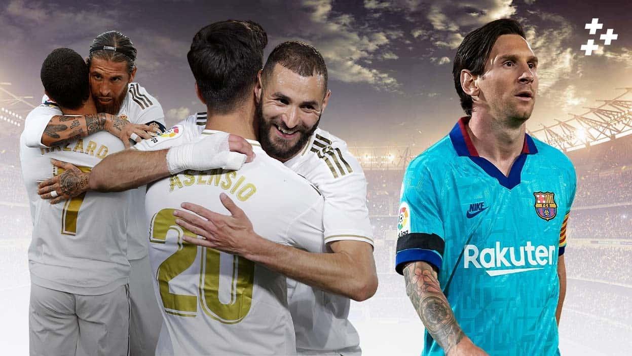 """""""Реал"""" vs """"Барса"""". Почему у Мадрида больше шансов на победу в Примере?"""