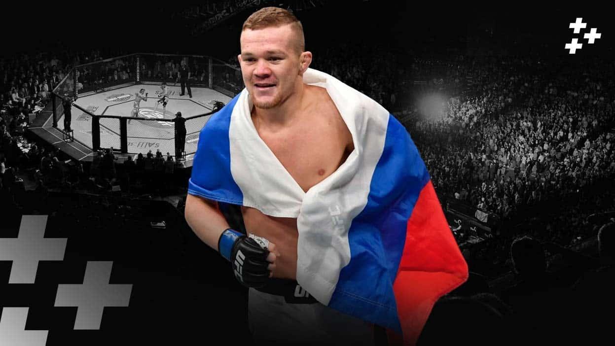 Петр Ян — чемпион UFC! Нокаутировал легенду и вошел в историю