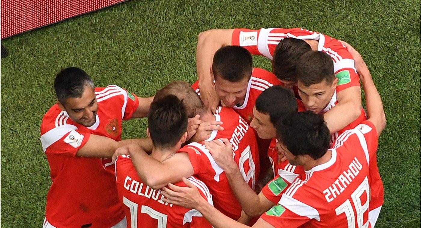 С небес на землю. Почему сборная России не обыграет Египет