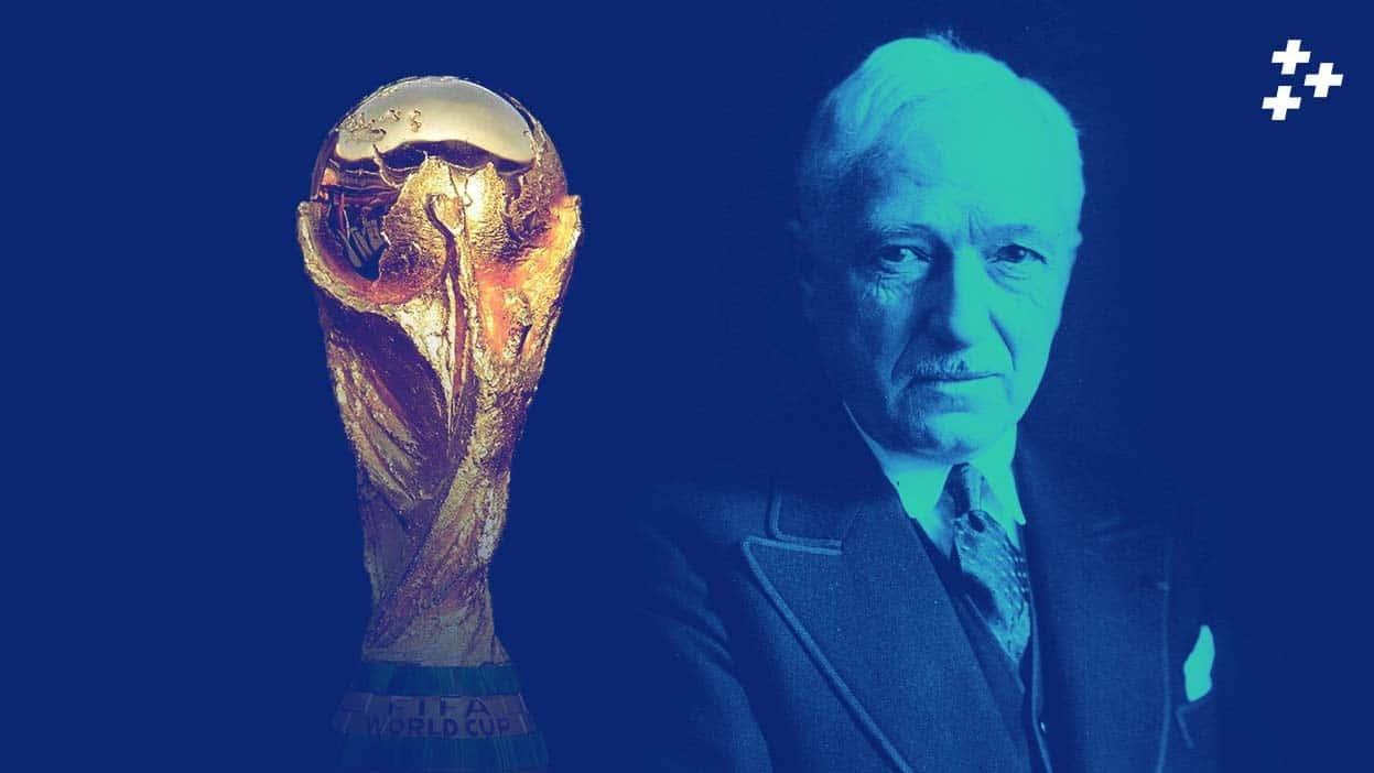 Человек, придумавший ЧМ. Он шел к мечте 30 лет и осчастливил миллионы любителей футбола