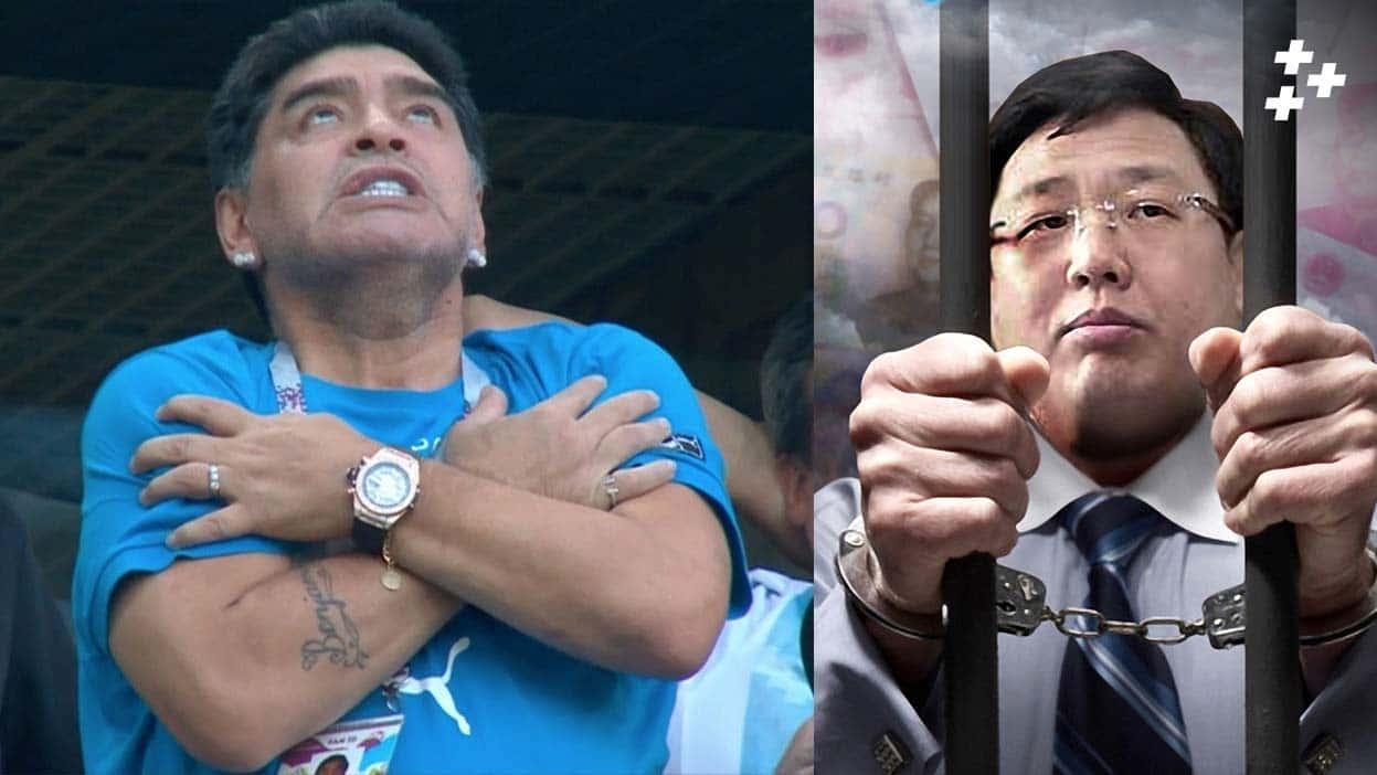 Обанкротил 7 клубов и втянул Марадону в договорняки. История Эрика Мао