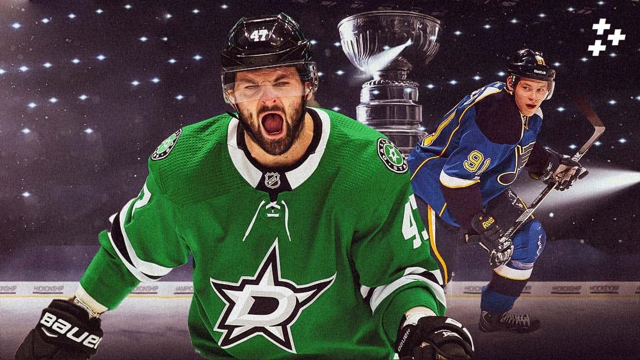 """Прогнозы на плей-офф НХЛ на Западе. Мощный """"Вегас"""" и спящий """"Сент-Луис"""""""