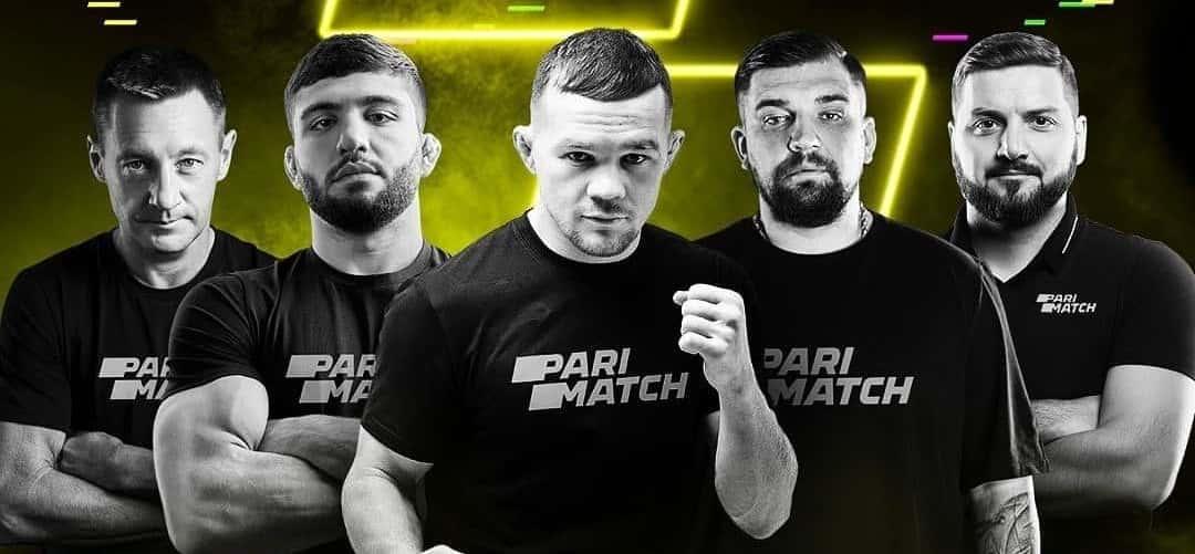 Ян, Баста и другие амбассадоры Parimatch дали пресс-конференцию чемпионов