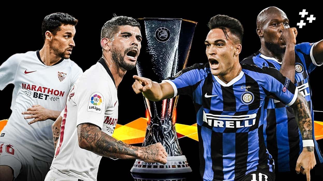 """Прогнозы на матч """"Севилья"""" — """"Интер"""". Кто выиграет в финале Лиги Европы?"""