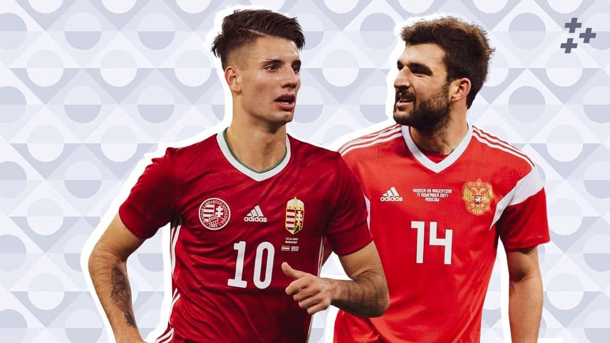 Прогнозы и ставки на матч Венгрия — Россия в Лиге наций. Мало угловых и много аутов