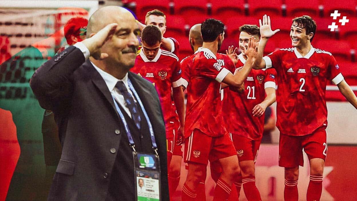 Эта сборная России — одна из лучших в истории. Черчесов создал идеальную машину
