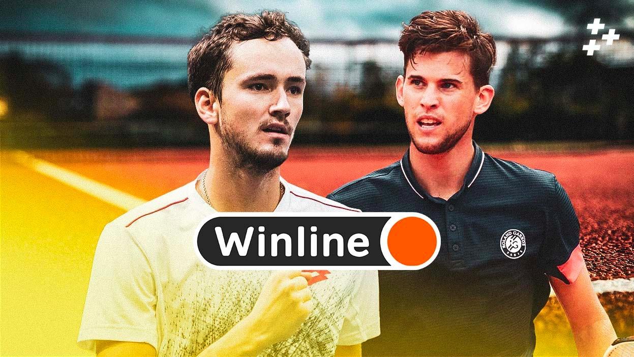 Winline дарит главные матчи US Open на Первом канале