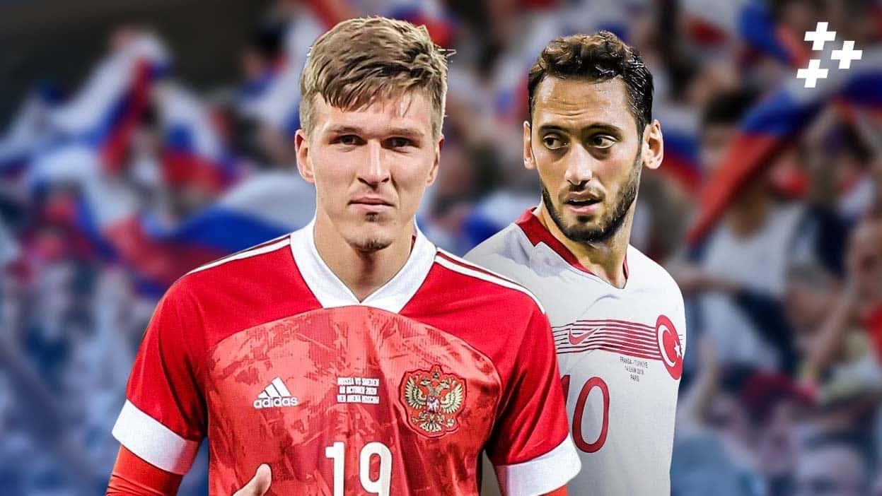 Россия — Турция. Тренды, прогнозы и ставки на матч Лиги наций