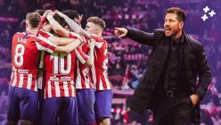 """""""Атлетико"""" выиграет Примеру. """"Реал"""" и """"Барса"""" слишком слабы, и Симеоне этим пользуется"""