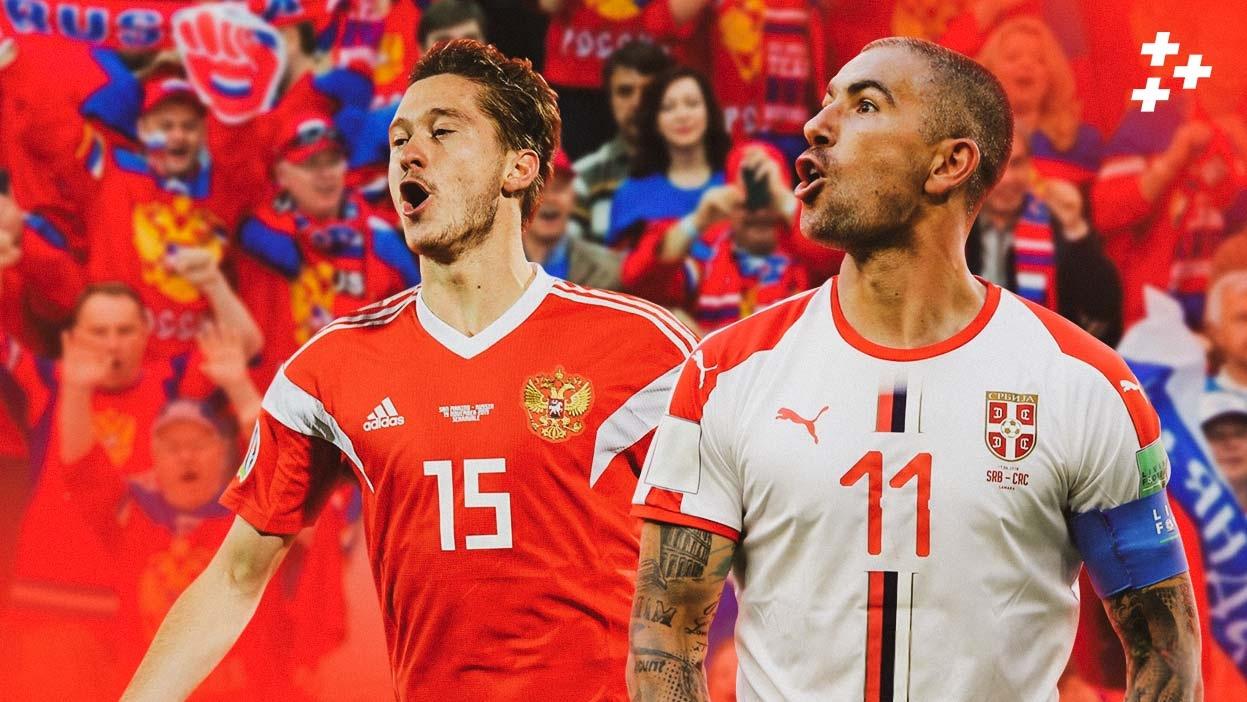 Топовый тренд по ЖК и П1 по угловым. Козырные ставки на матч Сербия — Россия