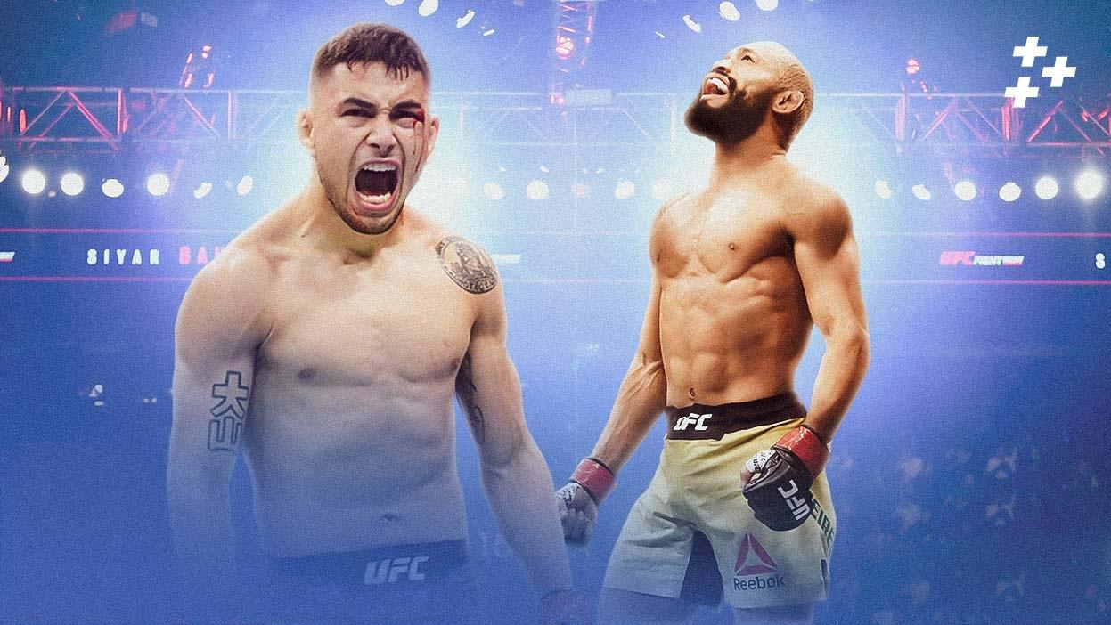 Прогнозы на Шевченко — Майя и Фигередо — Перес. Кто возьмет титул на UFC 255?