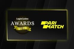 Parimatch завоевал 5 наград на Login Casino Awards 2020