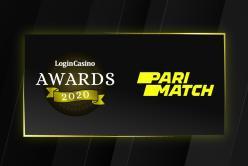 Parimatch завоевал 5 наград на Login Casino Awards 2020