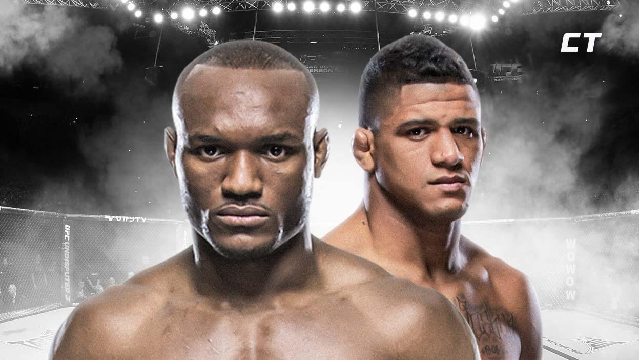 Прогнозы на бой Камару Усман — Гилберт Бернс. Кто возьмет титул на UFC 258?