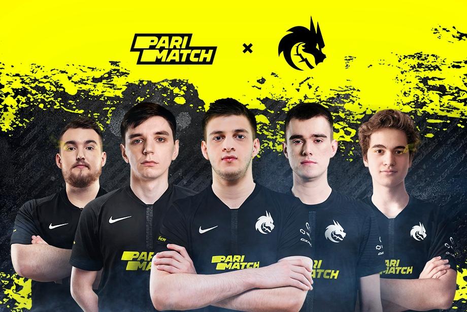 Parimatch и Team Spirit продолжат сотрудничать