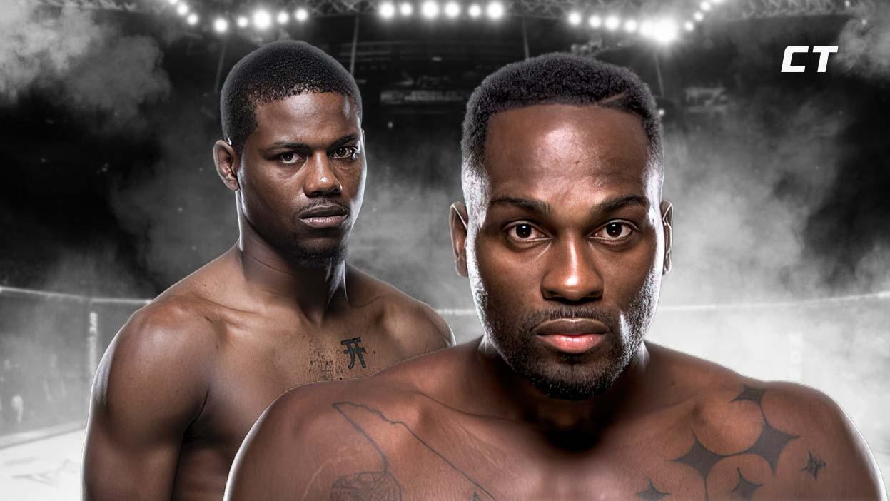 Дерек Брансон — Кевин Холланд. Прогнозы и ставки на UFC on ESPN 21