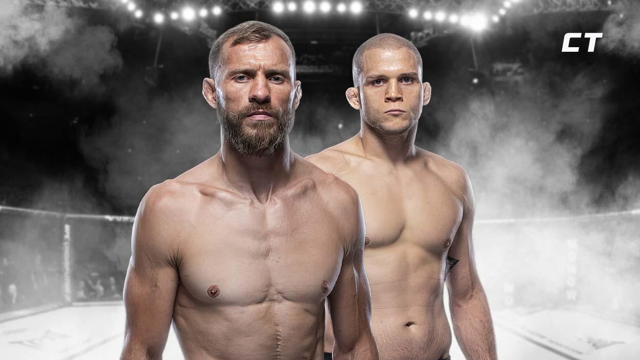 Дональд Серроне — Алекс Мороно. Прогноз с кэфом 4.00 на UFC Fight Night