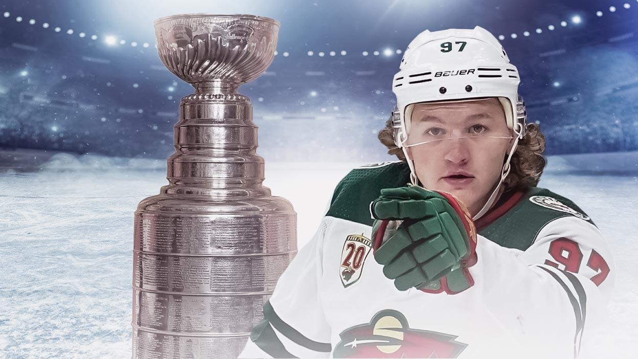 """Кто выиграет Кубок Стэнли? Прогнозы на плей-офф НХЛ: """"Миннесота"""" с Капризовым и """"Колорадо"""" в фаворитах"""