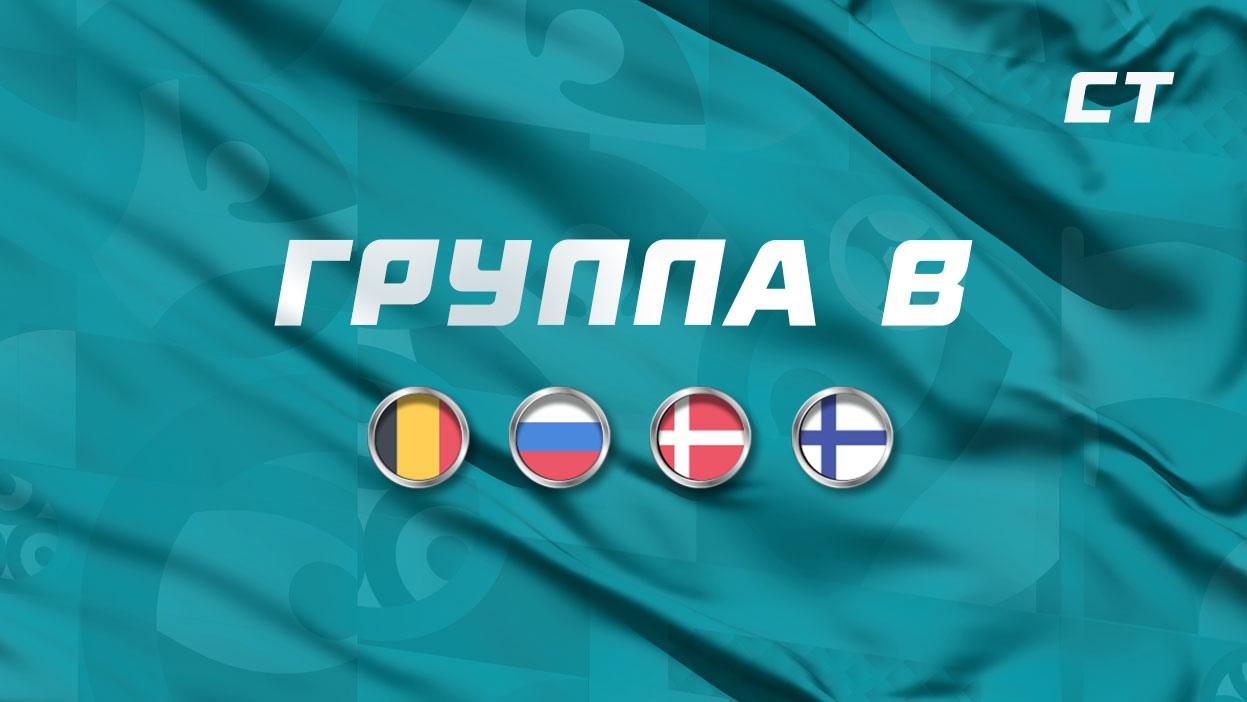 Евро 2020: группа B. Прогнозы, ставки, коэффициенты