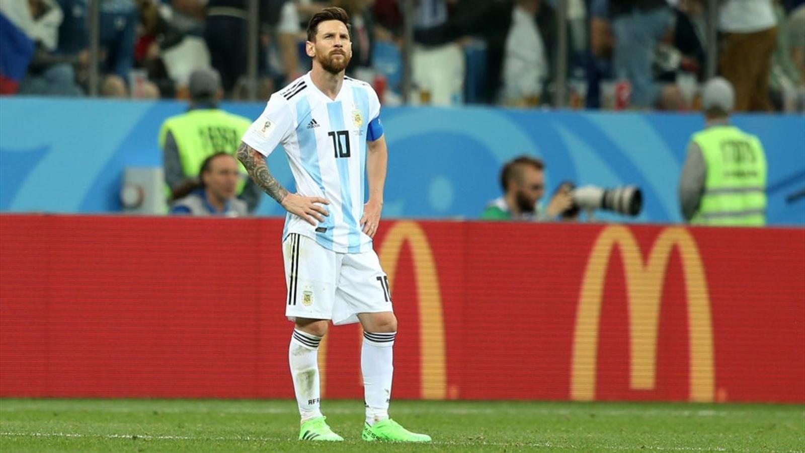 Присыпьте горсть земли. На смерть сборной Аргентины