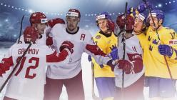 Россия — Швеция. Гол Бурдасова за 2.27 и другие прогнозы на ЧМ по хоккею