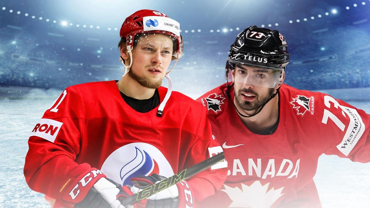 ТМ (5,5) и другие прогнозы на матч Россия — Канада в 1/4 финала ЧМ по хоккею