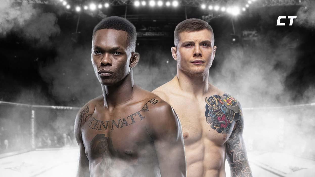 Прогнозы на бой Исраэль Адесанья — Марвин Веттори. Кто победит в реванше на UFC 263?
