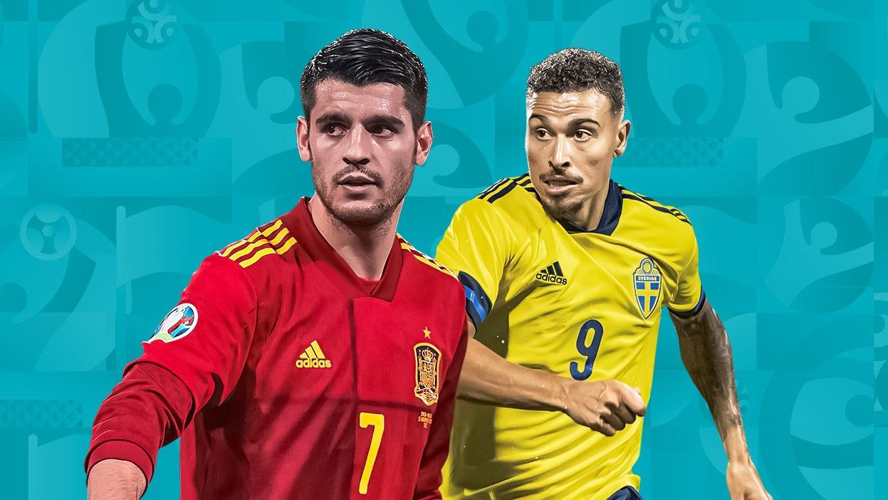 Испания — Швеция. Прогнозы и ставки на матч дня Евро 2020